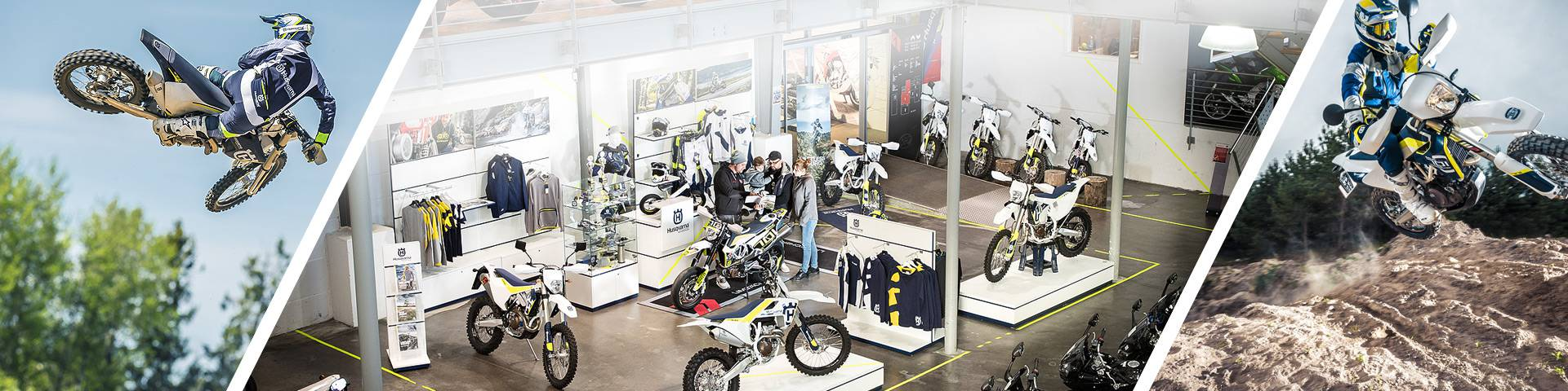 Husqvarna is back!